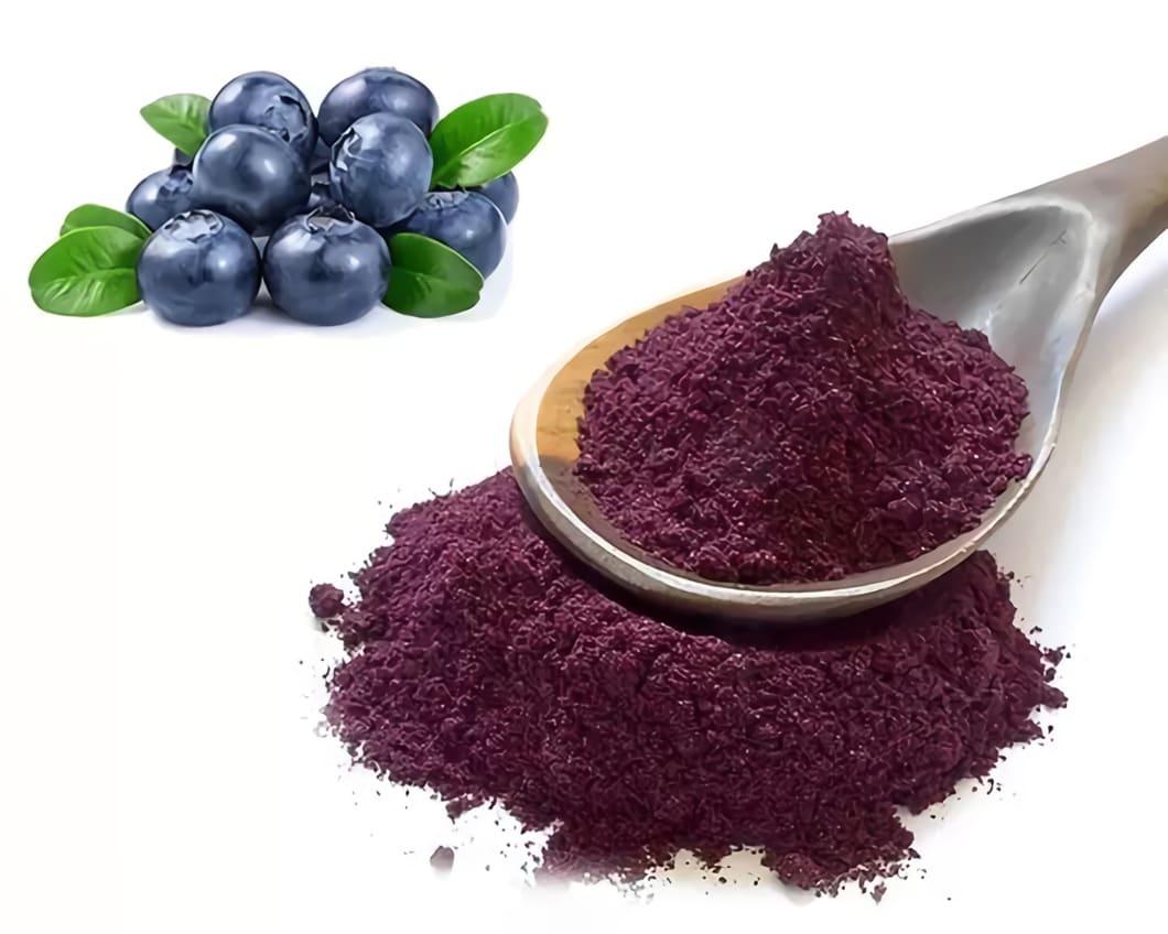 Blåbär innehåller många av de viktiga vitaminerna och mineralerna som våra kroppar behöver