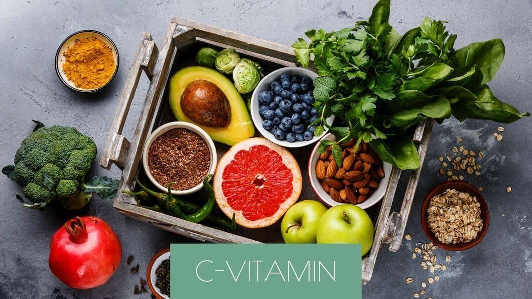Vi behöver C-vitamin för att inte drabbas av skörbjugg