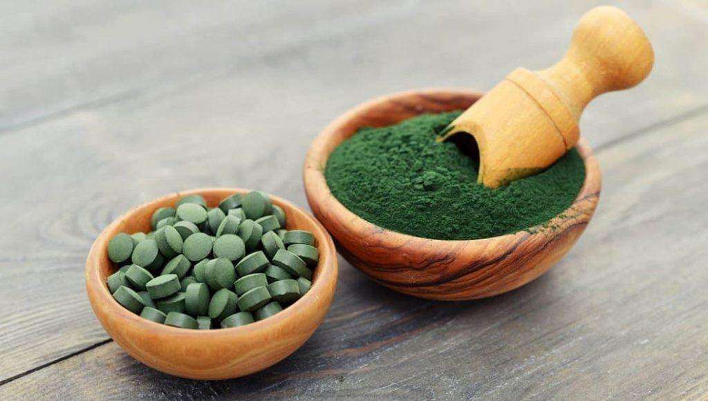 Chlorella är en grön mikroalg som funnits på jorden sedan urminnes tider