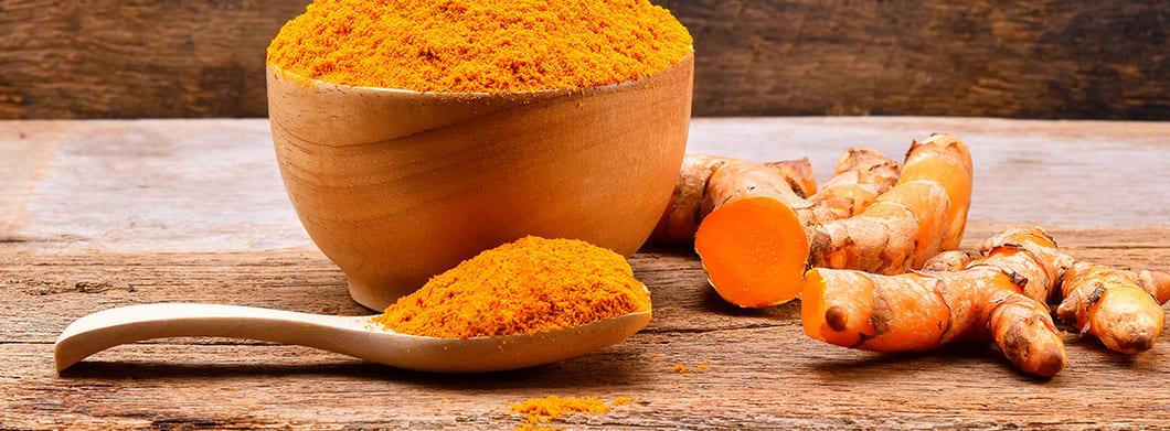 Förutom i asiatisk mat hittar man även gurkmeja i senap och ibland i Worcestershiresås