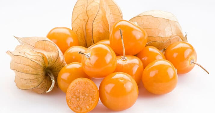 Physalis, kapkrusbär, golden berries eller just incabär