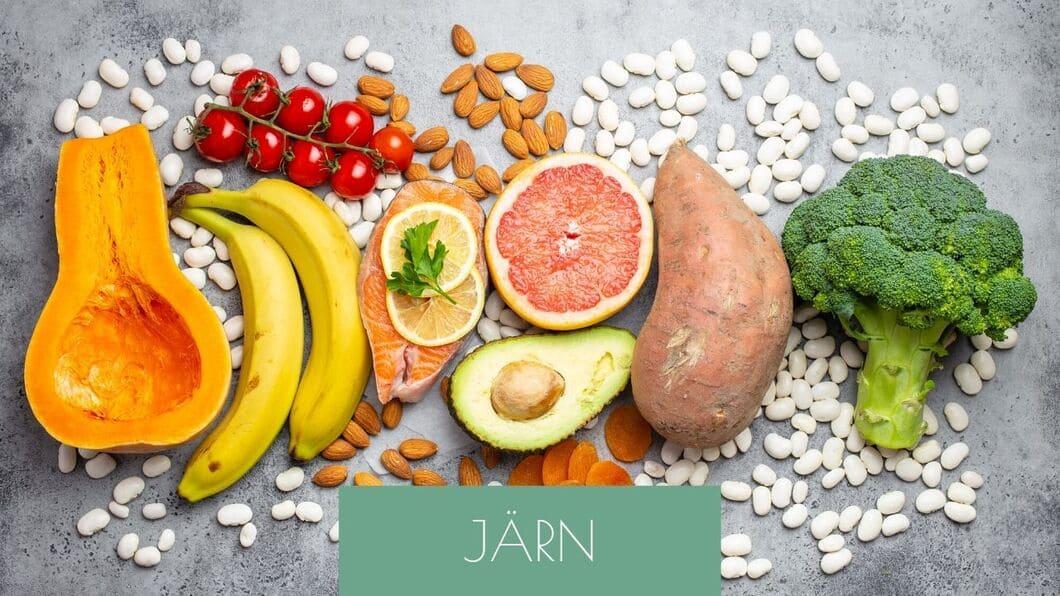 7 järnrika livsmedel