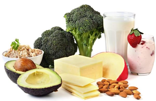 Varför behöver vi få i oss kalcium?