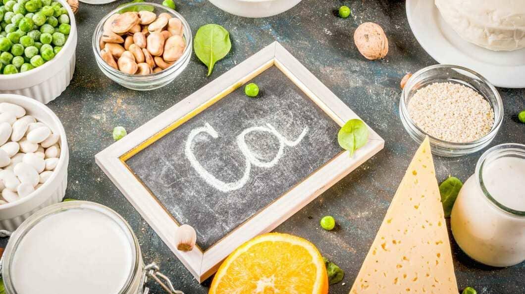 Visste du att kalcium är det mineral som finns i störst mängd i kroppen?