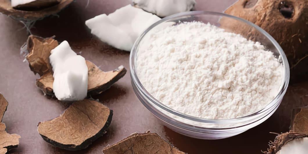 Kokosmjöl kan användas i både matlagning och bakning