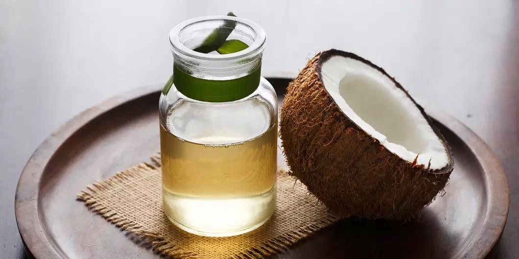 Kokosolja är som vi redan nämnt väldigt rik på fettsyror