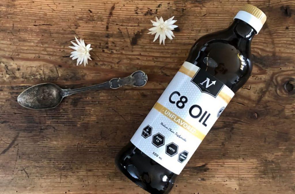 MCT-oljan är en olja med flera olika fettsyror