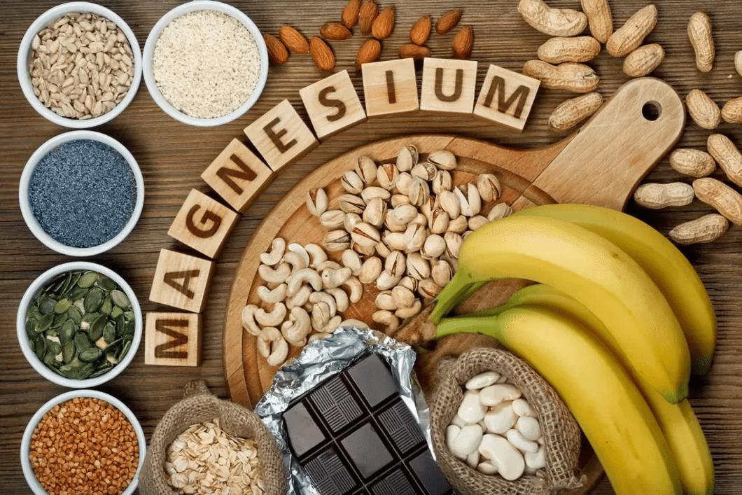 Var finns magnesium naturligt?