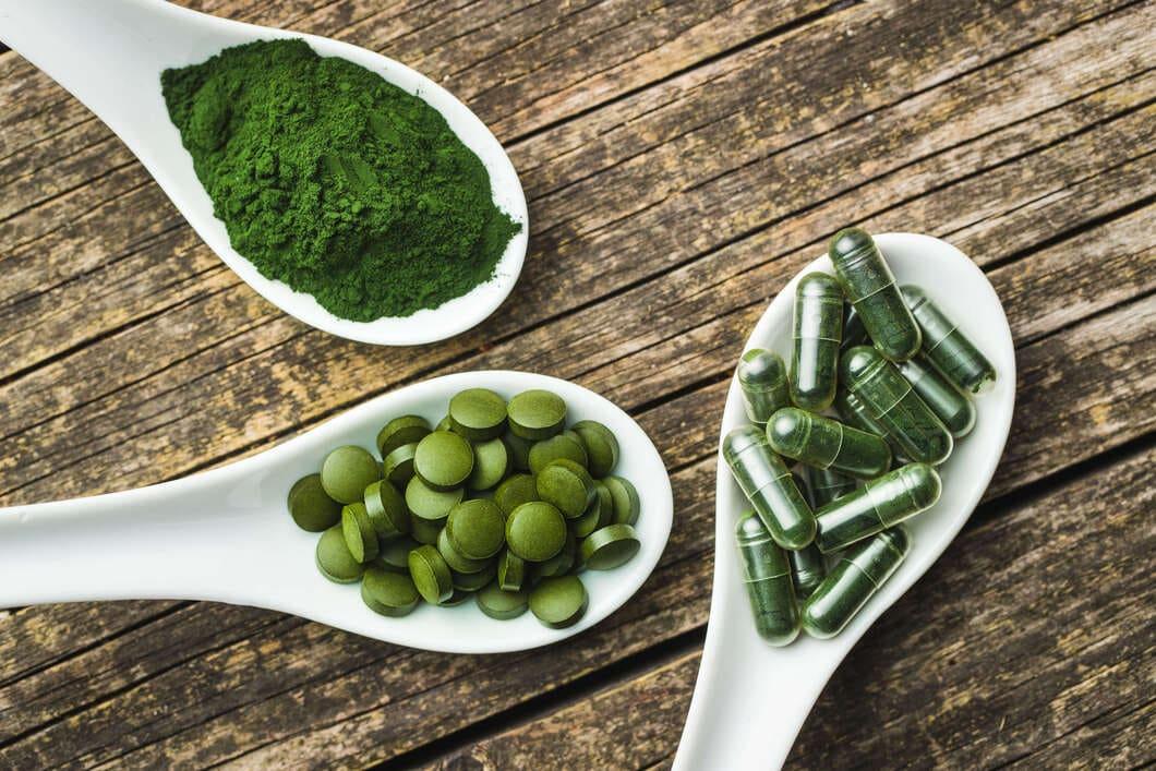 Spirulina för hälsan
