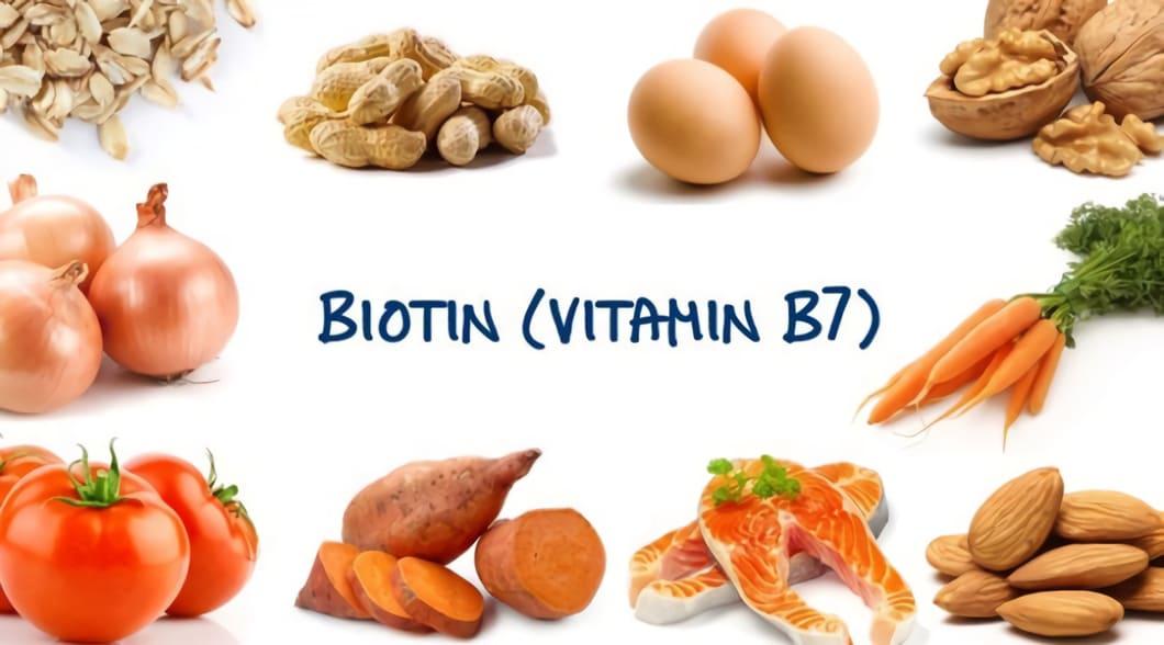 Biotin som kosttillskott